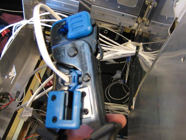 dave s rv 7a building log rh dualrudder com Custom Wire 240SX Wiring Harness